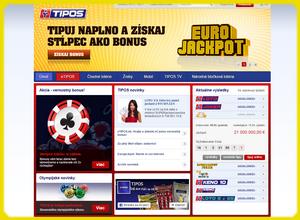 Recenzia slovenskej lotérie Tipos